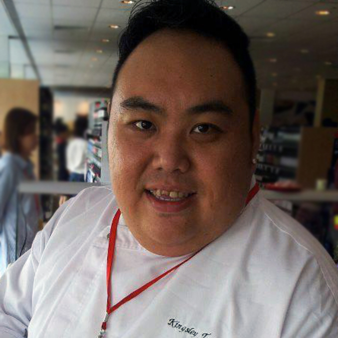 Chef Kingsley Tan | Clubvivre