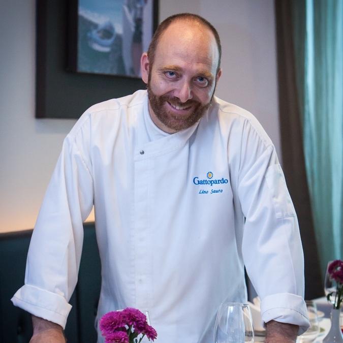 Chef Lino Sauro | Clubvivre