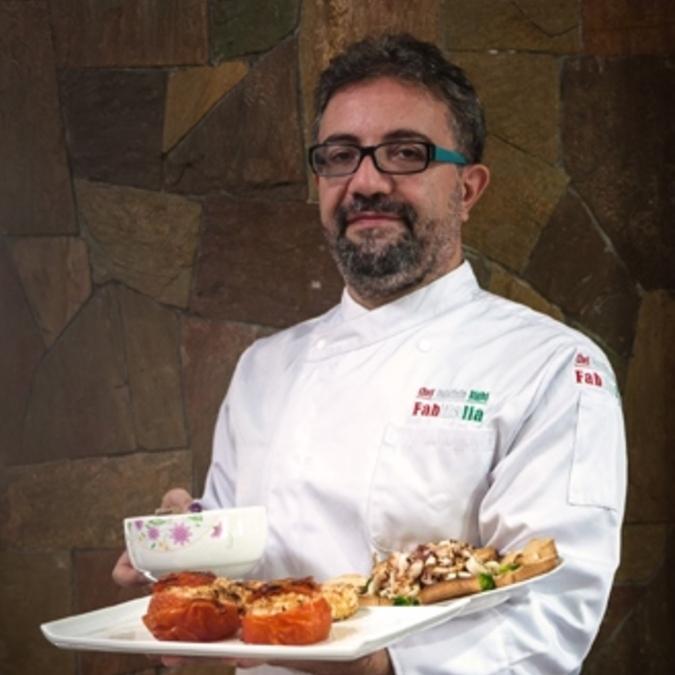 Chef Fabrizio Righi | Clubvivre