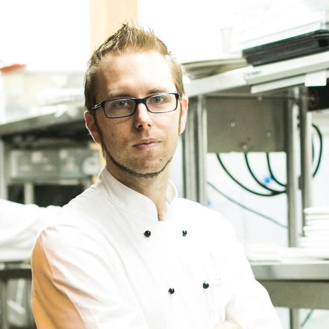 Chef Peter Rollinson | Clubvivre