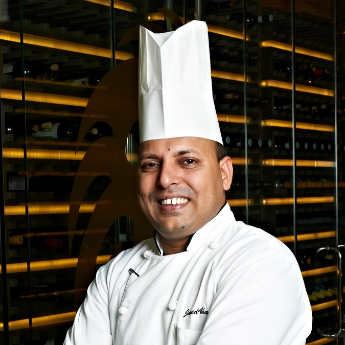 Chef Javed Ahamad | Clubvivre
