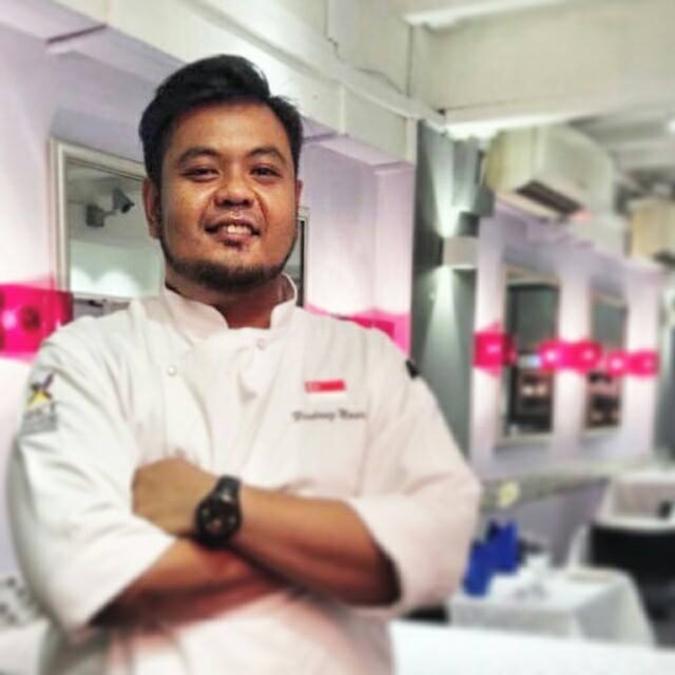 Chef Firdauz Nasir | Clubvivre
