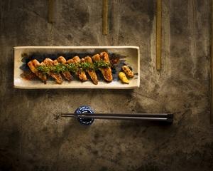 CharGrill and Sashimi Menu by Chef Asai Masashi | Clubvivre