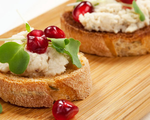 German Bites Menu by Chef Jason Vito | Clubvivre