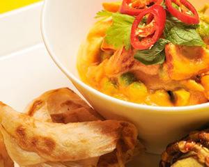Signature Indian Vegetarian Menu by Chef Shalu Asnani | Clubvivre