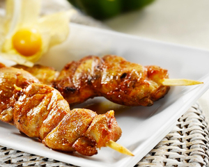 Eurasian Buffet Menu by Chef Samia Ahad | Clubvivre