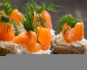 Fusion Canapes Menu by Chef Karen Quek | Clubvivre