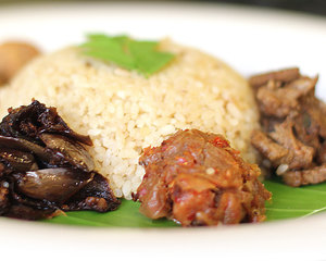 Colonial Times Menu by Chef Roshini Dharmapala | Clubvivre