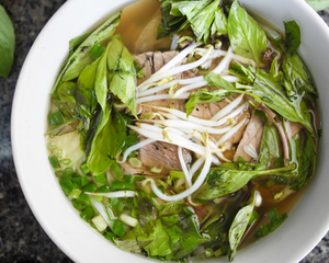 Hanoi Balad Buffet Menu by Chef Chau Piff | Clubvivre