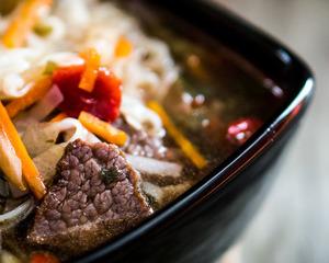 Memories of Hanoi Menu by Chef Eric Low | Clubvivre