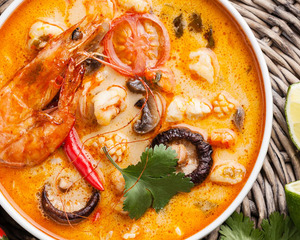 A taste of Bangkok Menu by Chef Eric Low | Clubvivre