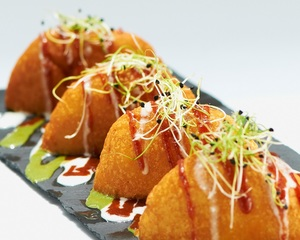 Indian Gourmet Canapes Menu by Chef Javed Ahamad | Clubvivre