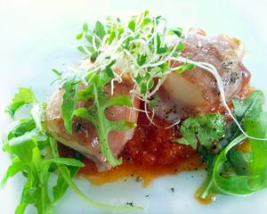 Modern Italian Menu by Chef Eric Low | Clubvivre