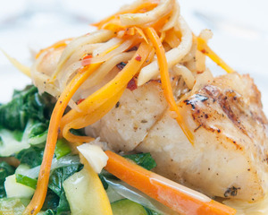 Sea and Garden Menu by Chef Jason Vito | Clubvivre
