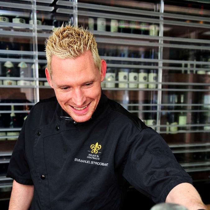 Chef Emmanuel Stroobant | Clubvivre