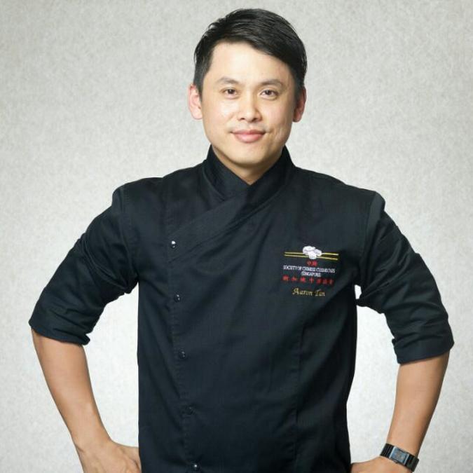 Chef Aaron Tan   Clubvivre
