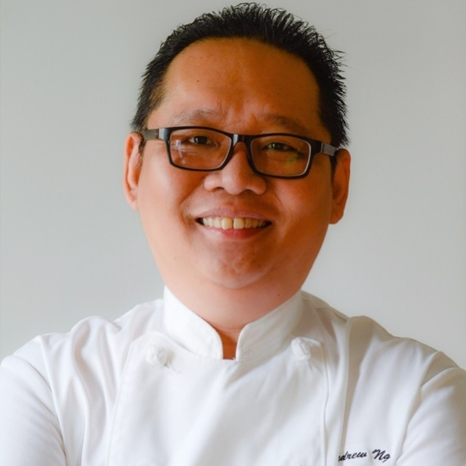 Chef Andrew Ng | Clubvivre