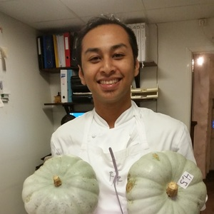 Chef Fariz Ramli | Clubvivre