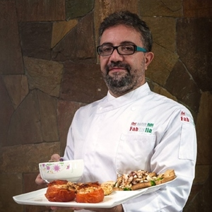 Chef Fabrizio Righi | Clubvivre