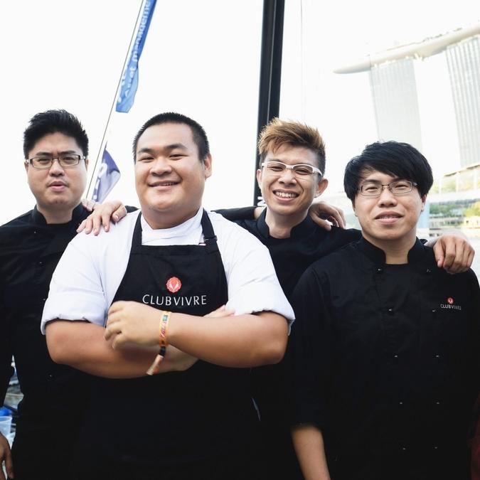 Chef Clubvivre Team | Clubvivre