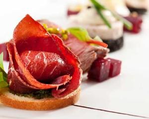 Canapés Gourmands Menu by Chef Desmond Lee | Clubvivre