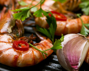 Rustic Western BBQ Menu by Chef Benson Tong | Clubvivre