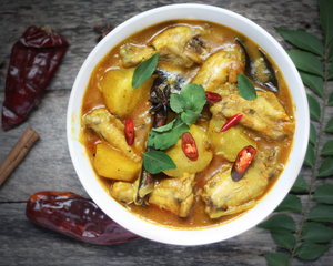 Peranakan Get Together Menu by Chef Aneel Sharma | Clubvivre