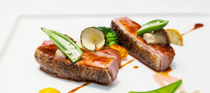 Fusion food catering singapore by private chefs buffet for Akane japanese fusion cuisine