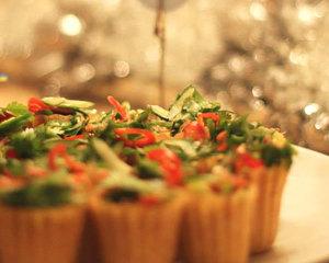 Fusion Canapés Menu by Chef Roshini Dharmapala | Clubvivre