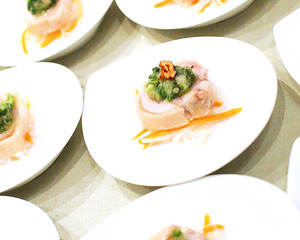 Fusion Canapes Menu by Chef Eric Low | Clubvivre