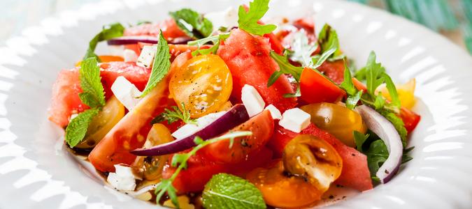 Mediterranean Buffet Menu by Chef Samia Ahad   Clubvivre