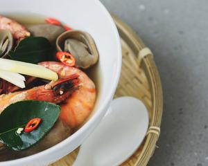 Tastes of Thailand Menu by Chef Jazmyn Png | Clubvivre