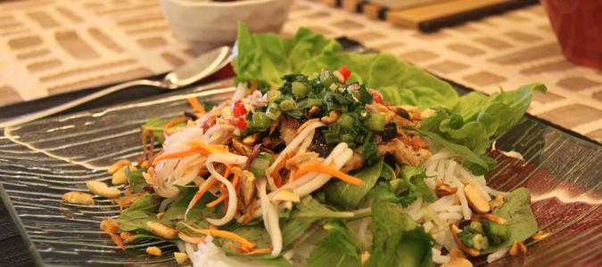Xin chao Vietnam Menu by Chef Chau Piff | Clubvivre