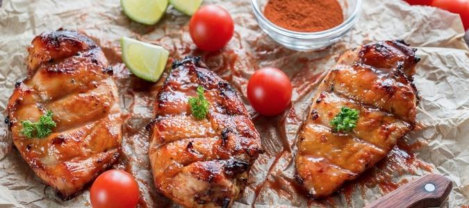 Asian BBQ Collection 1 Menu by Chef Clubvivre Team   Clubvivre