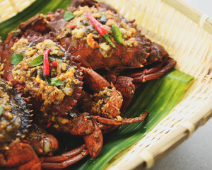 The Crab Feast Menu by Chef Jazmyn Png | Clubvivre