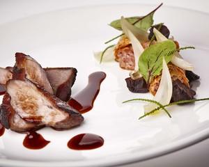 Modern European Canapes Menu by Chef Dallas Cuddy | Clubvivre