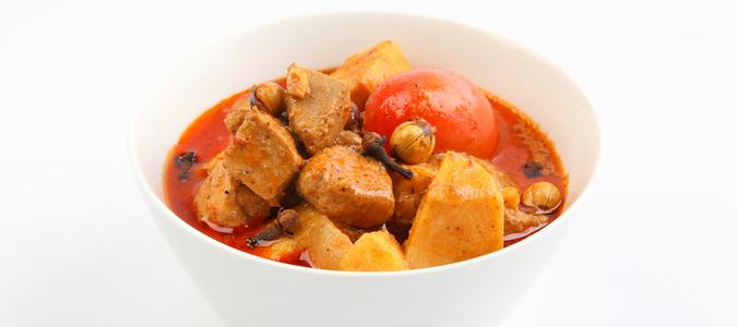 Fine Thai Menu by Chef Dallas Cuddy | Clubvivre