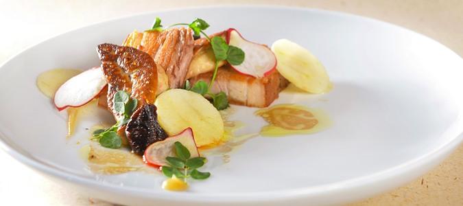 Fine European Menu by Chef Dallas Cuddy | Clubvivre
