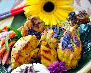 Malaysian Grill & BBQ Menu by Chef Jihardi Bin Mohamed Amin | Clubvivre