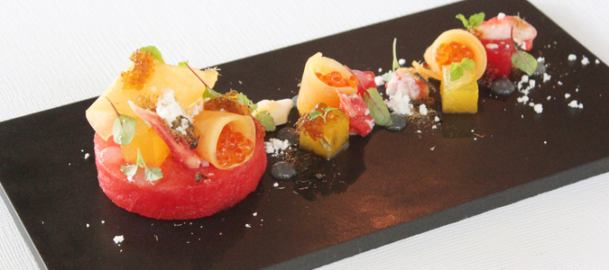 Fusion Canape Menu by Chef Shawn Ngoh | Clubvivre