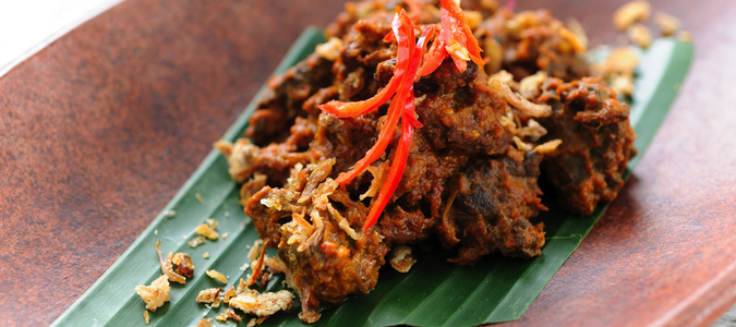Exotic Indonesian Delicacies Menu by Chef Zech Wu | Clubvivre