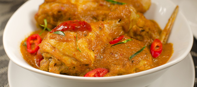 Heritage Peranakan Menu by Chef Zech Goh Kwee Jin | Clubvivre