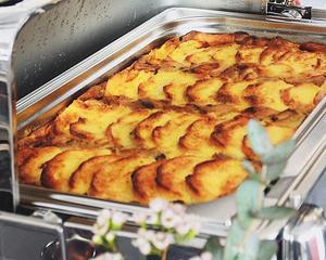Deluxe European Buffet Menu by Chef John Sawarto | Clubvivre