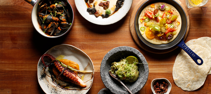 Grab, Taste, Smile Menu by Chef Remy Lefebvre | Clubvivre